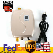 Mini Electric Instant Kitchen Water Heater Tankless Hot Water Heating Machine