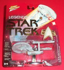 """Star Trek Johnny White Lightning - U.S.S. Enterprise Ncc-1701 - """"Special Mark"""""""