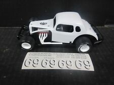 #69 Bill Kahler Coupe Modified 1/25th scale Die-Cast donor kit
