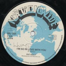 PAT KELLY : I'm So In Love With You (B: Trinity DJ CUT - REGGAE RECORD VINYL)