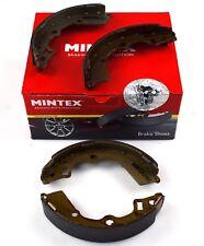 MINTEX REAR AXLE BRAKE SHOES SET FOR KIA PICANTO MFR666 (REAL IMAGE OF PART)