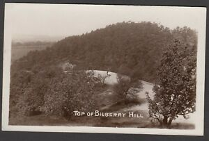 Postcard Top of Bilberry Hill near Birmingham early RP
