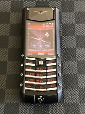 Genuine Vertu Ascent X Ferrari GT Limited Edition the most desirable Vertu RARE!