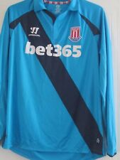 Stoke City 2014-2015 Away Football Shirt Size Large BNWOT /41972