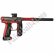 Empire Axe 2.0 Electric Paintball Marker/Gun Dust Red/Dust Grey