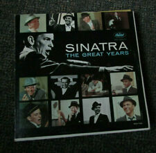 FREE 2for1 OFFER-Frank Sinatra-The Great Years-1962 Vinyl RecordCapitol Mono WCO