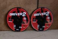 Driver 2  Sony PlayStation 1 disc only Tested