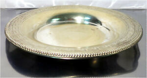 Antique Silber & Fleming Ltd, PGS, Silver Plated Butter Dish Plate