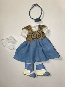 """""""BITTY BELLE MAGNIFIQUE"""" 11"""" Helen Kish vinyl BETHANY DOLL Outfit only"""