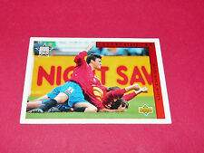 LUIS ENRIQUE ESPAÑA FUTURE STARS FOOTBALL CARD UPPER USA 94 PANINI 1994 WM94
