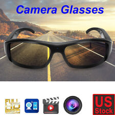 1080P Digital Camera Sunglasses HD Glasses Spy Eyewear DVR Video Recorder Camera