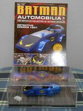 Eaglemoss Batman Automobilia - No.13 Detective Comics #601 Diecast Vehicle +Book