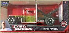 JADA 2020 Fast & Furious Custom Peterbilt #32089 1:24 Scale Diecast