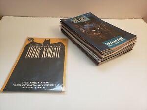 Batman Legends Of The Dark Knight Comic Lot of 32 # 1-10 16-20 28-30 32-36+