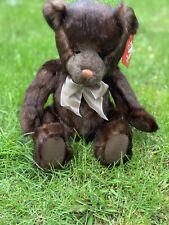 Russ Berrie  Teddy Bear Sienna 40 cm new
