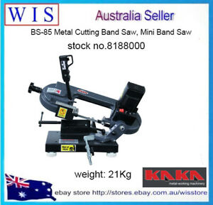 BS-85 Metal Cutting Band Saw, Mini Band Saw-8188000