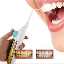 Gift Portable Power Floss Dental Water Jet Cords Tooth Pick Braces No Batteries