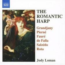 Various Composers : Romantic Harp, The (Loman) CD (2005) ***NEW*** Amazing Value
