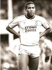 ORIGINALE stampa foto John BARNES LIVERPOOL FC 1987 (9)