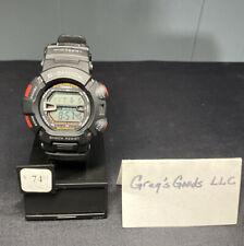 Casio G-Shock Men's Quartz Mudman Digital Dual Illuminator 52mm Watch G9000-1V
