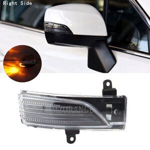Right Side Mirror Turn Signal Light Lamp For Subaru Impreza Forester Outback WRX
