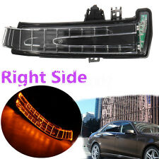 Right Side Door Mirror Turn Signal Light Lens Lamp For Mercedes W204 W212 W221