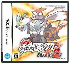 Pokemon Black and White DS Game - Pokemon White Version 2 Japan ImportDoes