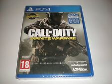 ps4 call of duty infinite warfare neuf sous blister