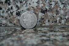 1894- France 50 Centimes Silver Coin-