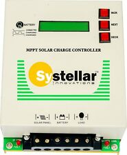 Hybrid MPPT Solar Charge Controller 12V/24V 20A with LCD display