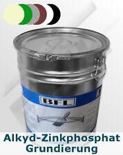 35kg Alkyd-Zinkphosphat-Grund Farbtongruppe 1 haftstarker Rostschutz 5,78 €/kg)