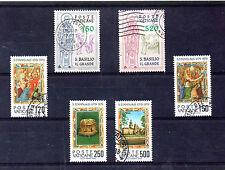 Vaticano Series del año 1979 (AS-738)