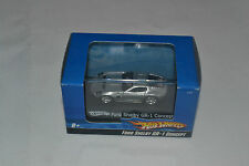 HOT WHEELS FORD SHELBY GR-1 CONCEPT SILVER  1:87