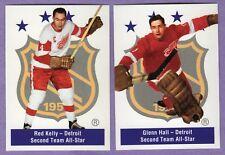 1993-94 Parkhurst Missing Link 2nd Team All Star Team Set
