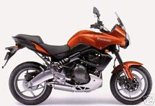 3 STAGE KAWASAKI TOUCH UP PAINT KIT 2007 VERSYS ER6-n Z1000 CANDY BURNT ORANGE