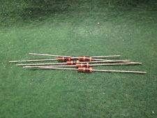 (1) 5 Pack Stackpole Carbon Comp 30 OHM 1/2 Watt 5% Resistors NOS