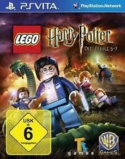 Sony Playstation Vita PSV PSVita * LEGO Harry Potter - Die Jahre 5-7 *NEU*NEW*55