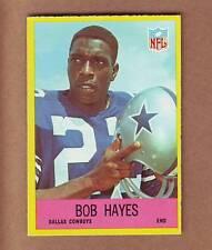 SHARP 1967 Philadelphia #52 Bob Hayes card - Dallas Cowboys Florida A&M Rattlers