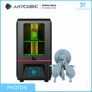 ES Anycubic Photon/Mono/Photon S SLA LCD Impresora 3D printer UV Resina Light