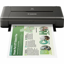 Canon PIXMA iP110 Digital Photo Inkjet Printer
