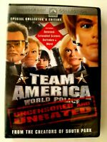 Team America World Police DVD Brand New Sealed