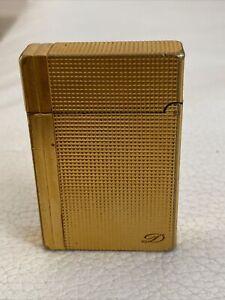 Dupont Feuerzeug Gold