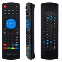 MINI 2.4G Drahtlose Tastatur Luft Maus fernbedienung für KODI XBMC Android TV PC