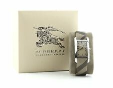 Burberry BU9404 Rectangular Women's Wrist Watch 2212