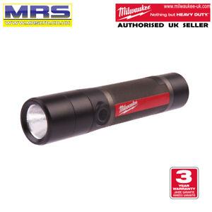MILWAUKEE L4FMLED-201 USB TORCH - 800 LUMENS -  FLASH LIGHT - 4933478113