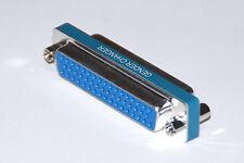 Gender Changer  FM/FM Buchse / Buchse 50 polig female / female  SUB-D Adapter