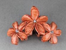 Adobe Orang plumeria hair clip hawaiian flower barrette alligator claw clamp jaw