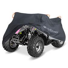 L Waterproof ATV Anti-UV Cover Quad for Polaris Honda Suzuki Yamaha Can-Am US