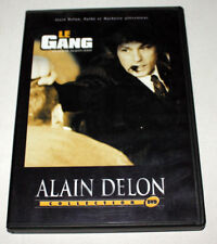 Le Gang de Jacques Deray avec Alain Delon — DVD