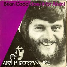 "BRIAN CADD    ""Alvin Purple""    Rare All time Classic P/C 45 Single Vinyl"